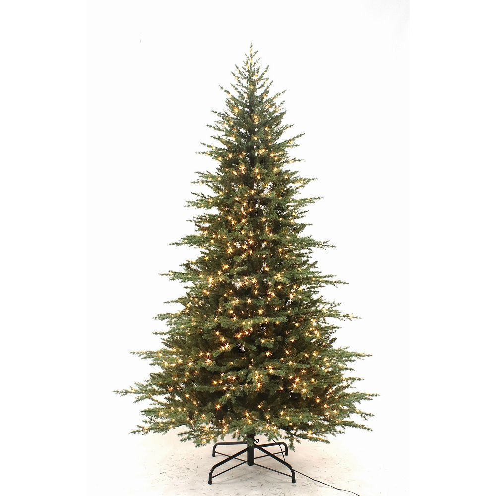 Home Accents Holiday HAH 7.5FT Westcliff Norway Spruce