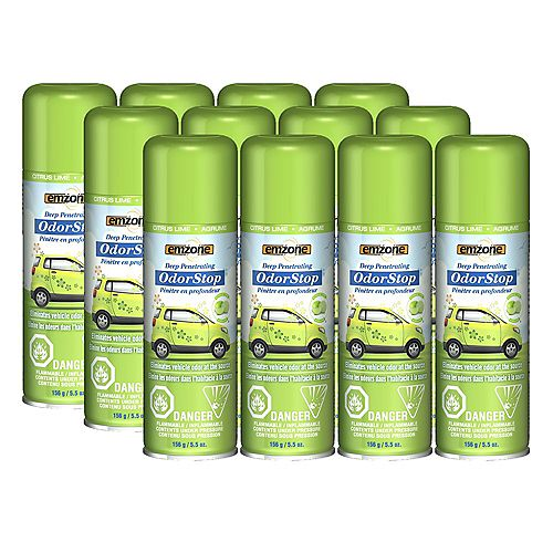 OdorStop - Lime 156g, Case of 12