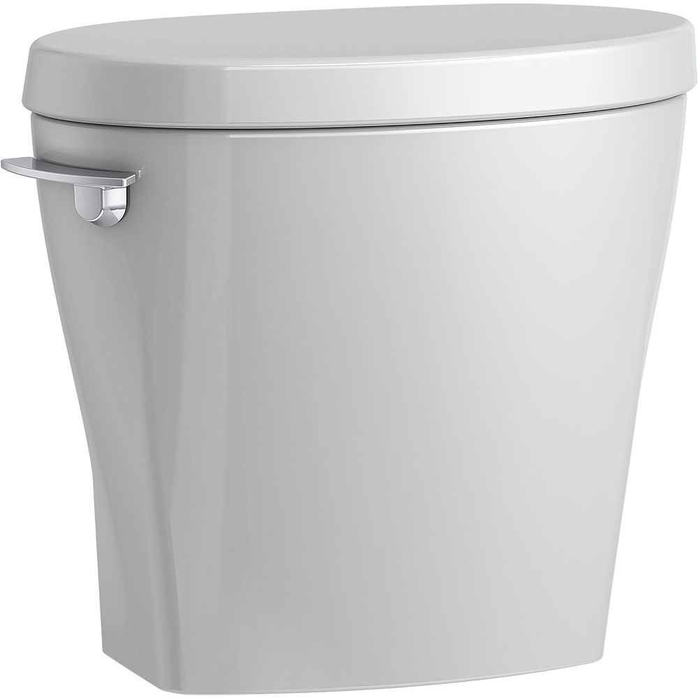 KOHLER Betello 1.28 Gpf Toilet Tank With Aquapiston Flushing Technology in Ice Grey