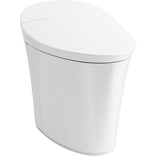 Veil Comfort Height intelligent skirted one-piece elongated dual-flush toilet