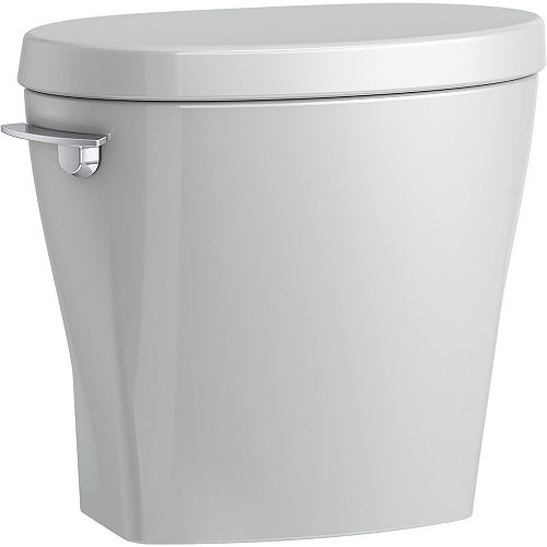 Betello with Continuousclean 1.28 Gpf Toilet Tank in Ice Grey