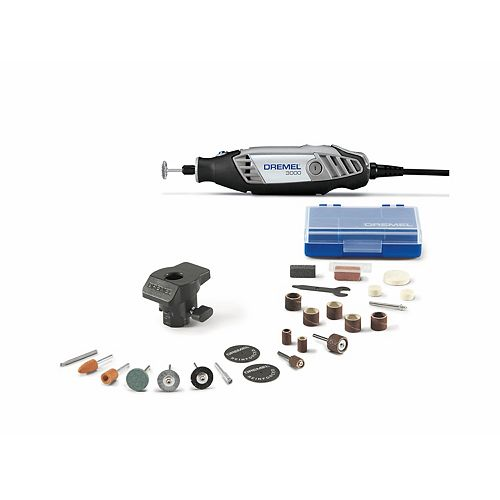 Dremel 1.2 Amp Corded Variable Speed Rotary Tool Kit