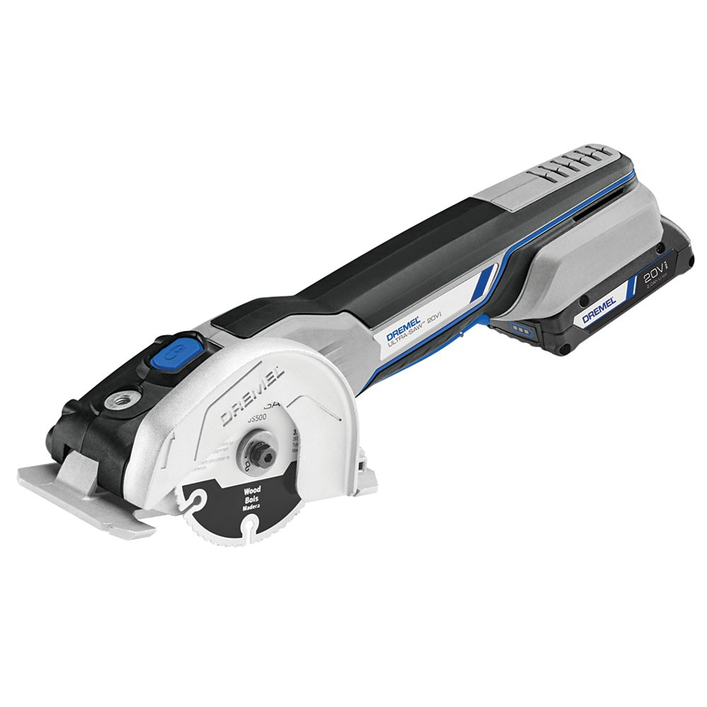 Dremel 20V Cordless Multi-Saw Kit