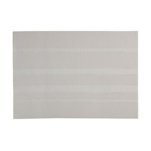 Loom White Placemat - Pack of 12