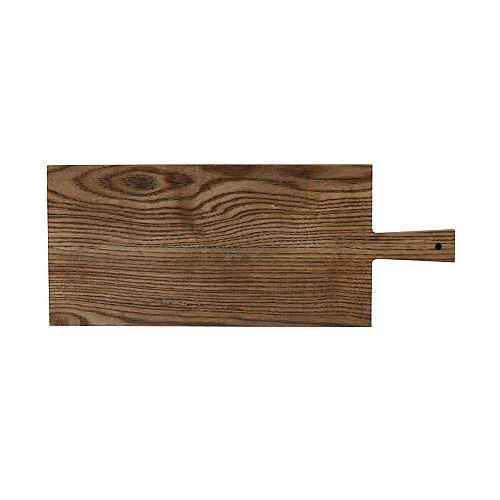 Elemental Ash Wood rectangular paddle board 50 cm