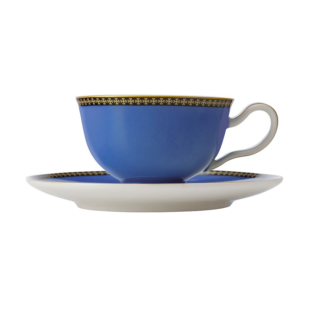 Maxwell & Williams T&C's Contessa Classic Blue cup and saucer 200 ml - Pack 2