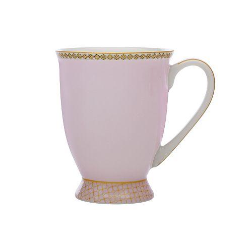 T&C's Contessa Classic Rose mug 300 ml - Pack 4