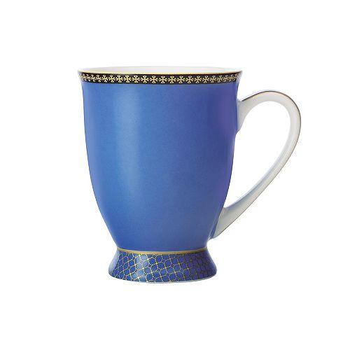 T&C's Contessa Classic Blue mug 300 ml - Pack 4