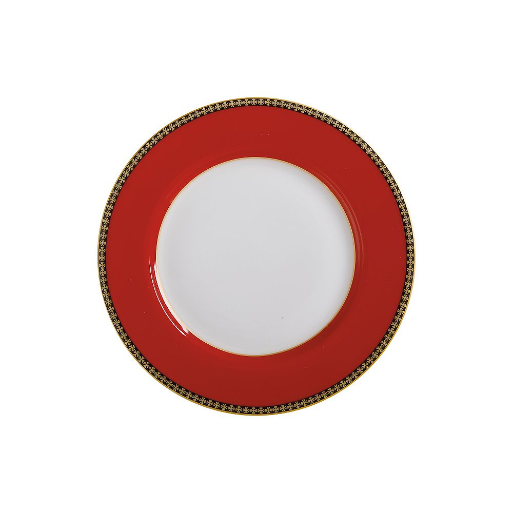 Maxwell & Williams T&C's Contessa Classic Red plate 19 cm - Pack 4