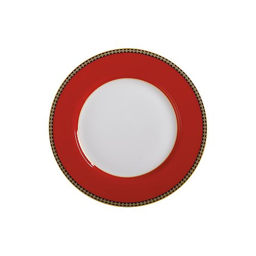 T&C's Contessa Classic Red plate 19 cm - Pack 4