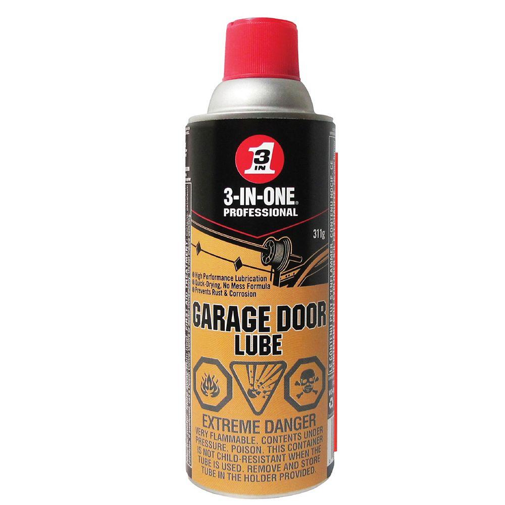 3-In-One Pro Garage Door Lube, 311-g