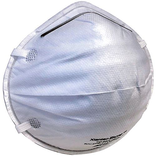 N95 Approved Disposable Respirator  3 pack