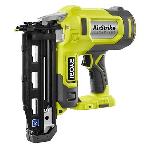 18V ONE+ AirStrike 16-Gauge Cordless Lithium-Ion Brad Nailer (Tool-Only)