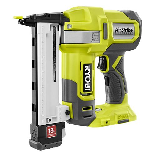 18V ONE+ AirStrike 18-Gauge Cordless Lithium-Ion Narrow Crown Stapler (Tool-Only)