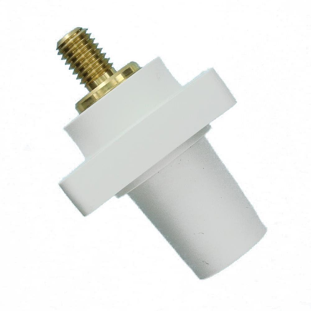 Leviton 400 Amp 16 Series Taper Nose Female Panel Receptacle 90° Cam-Type, White