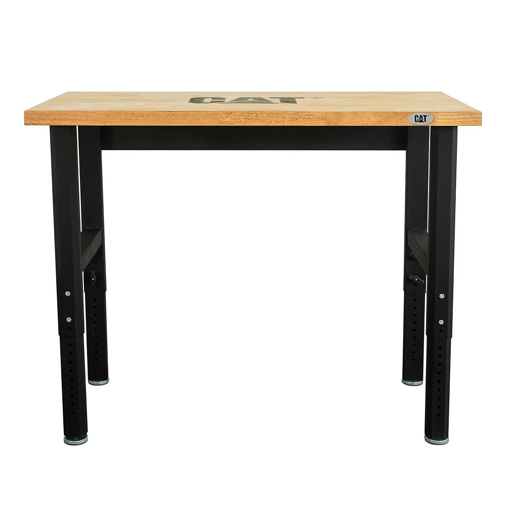 Cat Adjustable Workbench 48x25x29