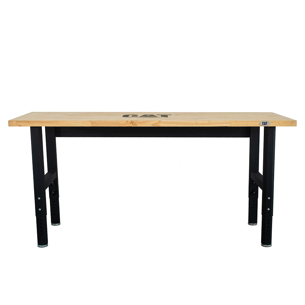 Cat Adjustable Workbench 72x25x29