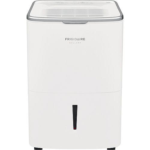 50 Pint Capacity Dehumidifier with Wi-Fi