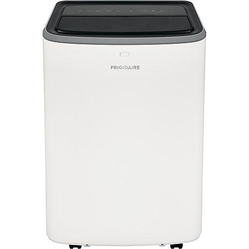 13000 BTU Portable Room Air Conditioner in White