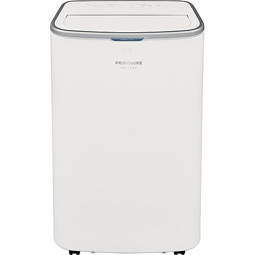 13000 BTU Cool Connect Smart Portable Air Conditioner with Wi-Fi Control in White