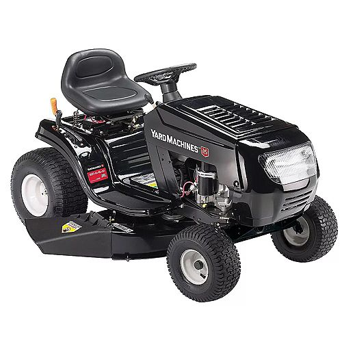 38-inch 420cc Powermore 6 Speed Gas Lawn Tractor with Electric Start (Attachment Capable)