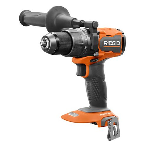 18V Lithium-Ion Brushless Cordless 1/2-inch Hammer Drill (Tool-Only)