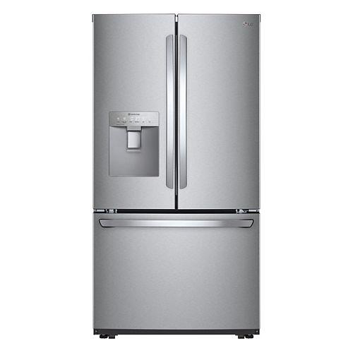 36-inch 29 cu. ft. French Door Refrigerator in Fingerprint Resistant Stainless Steel - ENERGY STAR®
