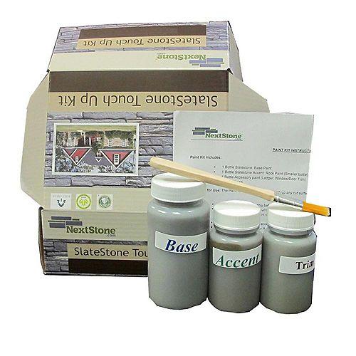 Nextstone Slatestone Midnight Ash Interior/Exterior Paint Kit