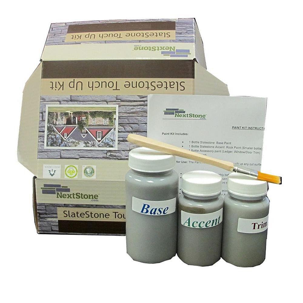 Nextstone Slatestone Pewter Interior/Exterior Paint Kit