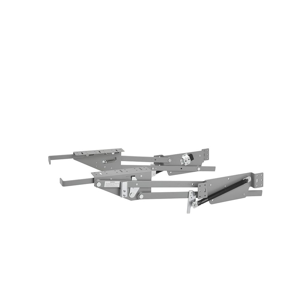 Rev-A-Shelf 60 lb Capacity Heavy-Duty Appliance Lift, Gray
