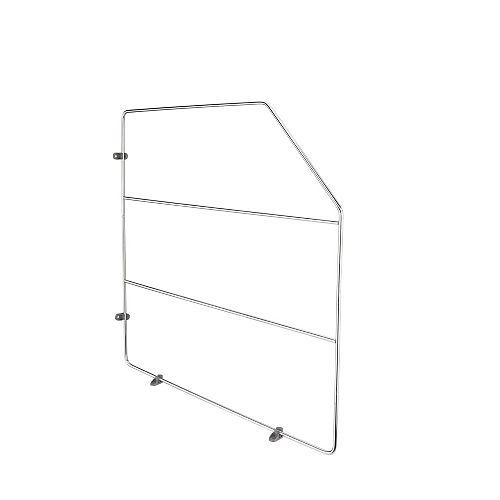18 in (457 mm) Bakeware Organizer, Chrome