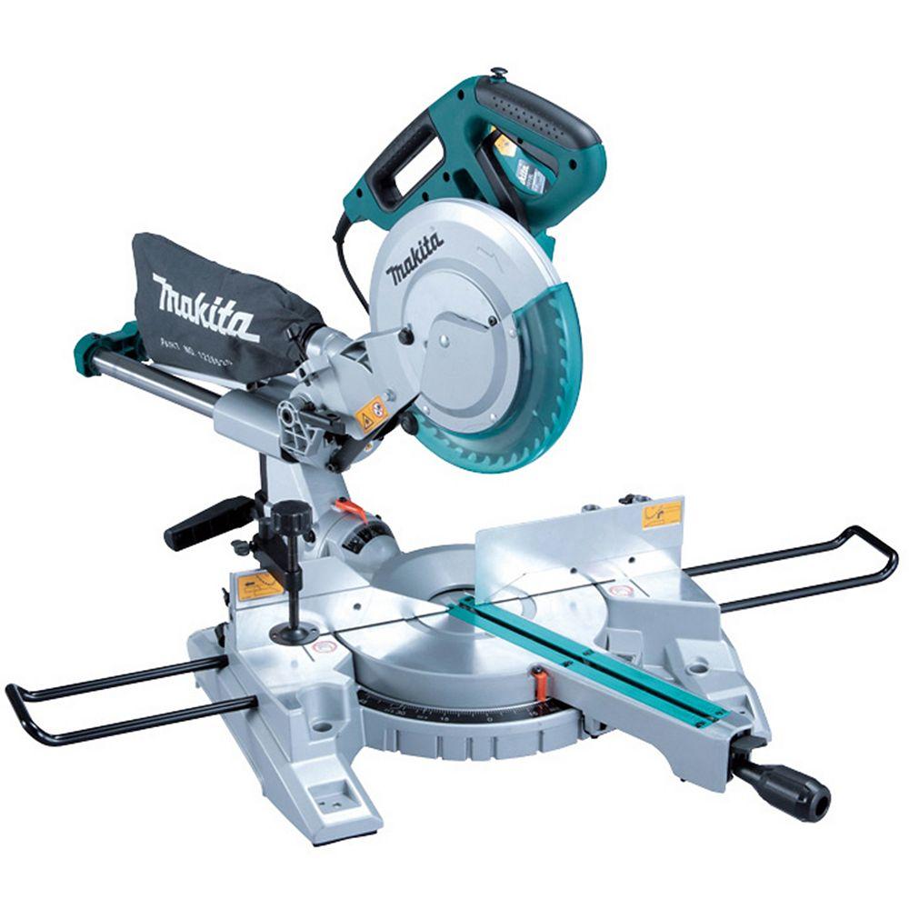 MAKITA 10 inch Sliding Compound Mitre Saw w/ Laser
