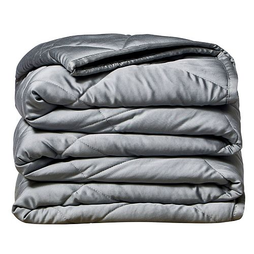 Dream Theory Machine Washable Bamboo Weighted Blanket 15 lb