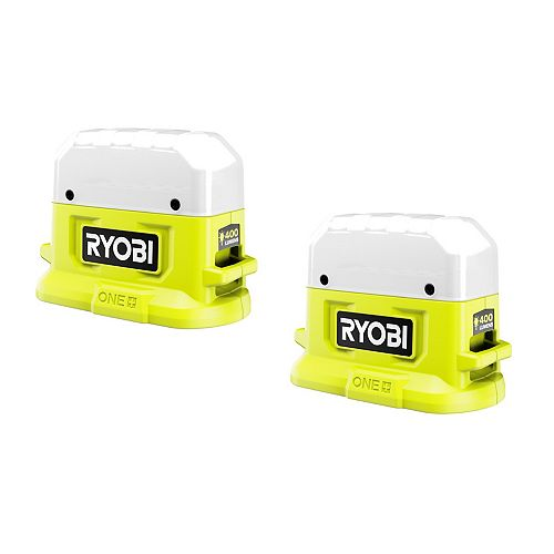 18V ONE+ Lithium-Ion Compact Area Light (2-pack)