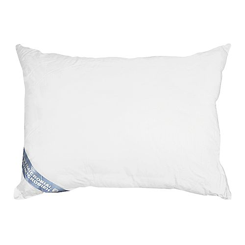 Ultra-Fresh Pillow King Size, White, With Silpure Silver Antimicrobial Fabric Treatment
