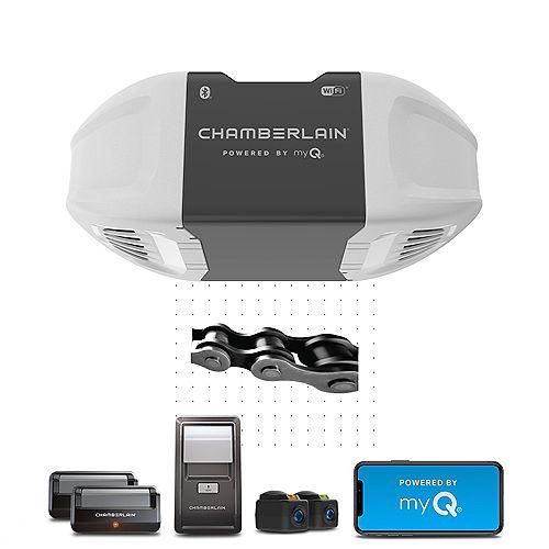 Medium Power Chain Drive WiFi Connected Garage Door Opener
