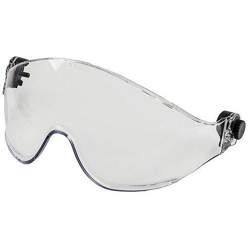 Klein Tools Safety Helmet Visor, Clear
