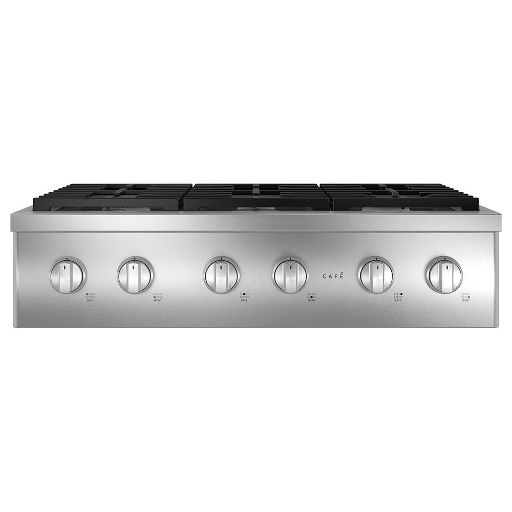 Café 36-inch Commercial-Style Gas Rangetop in Stainless Steel