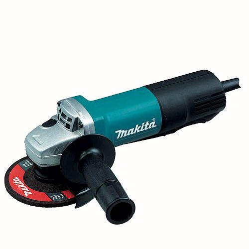 4-1/2 inch Angle Grinder (paddle switch)