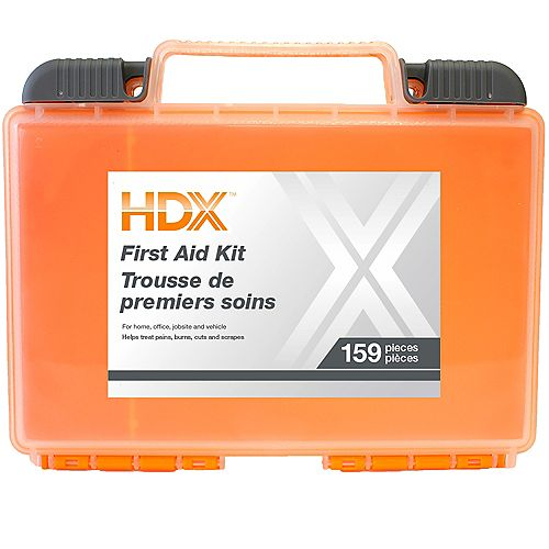 159-Piece First Aid Kit