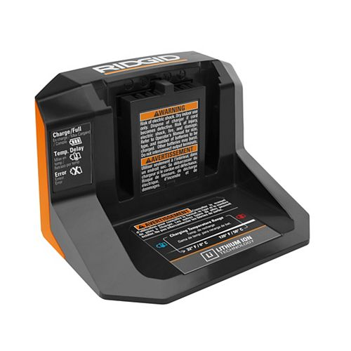 18V Lithium-Ion Charger