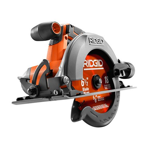 18V Cordless Lithium-Ion 6-1/2-inch Circular Saw (Tool Only)