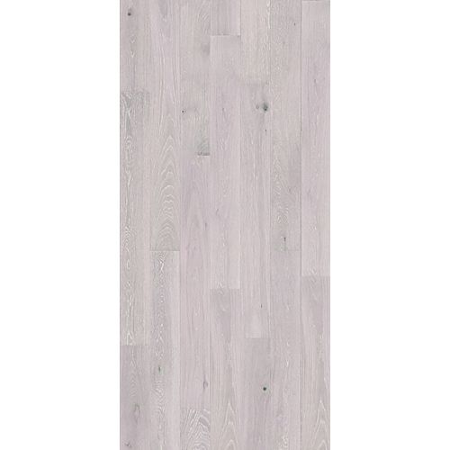 White O Delphi 9/16 in. Thick x 5-1/8 in. x 43 in. L. Engineered Click Hardwood (10.66 sq.ft./case)