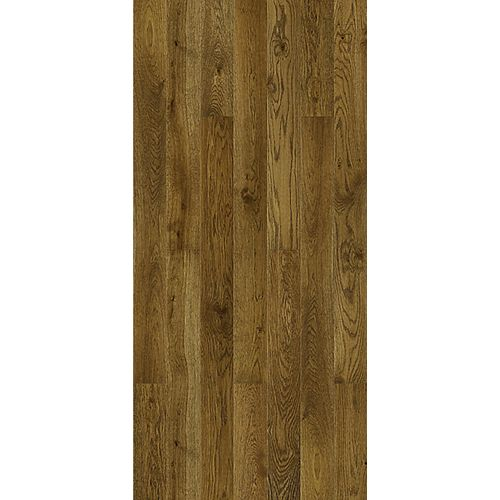 White O Anato  9/16 in. Thick x 5-1/8 in. x 43 in. L. Engineered Click Hardwood (10.66 sq.ft./case)