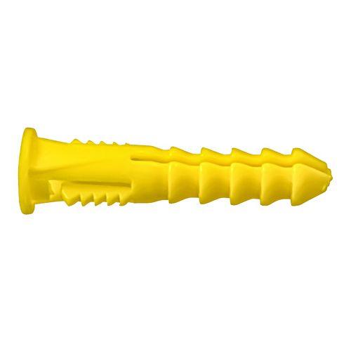NO.6-8X3/4  PLASTIC WALL PLUGS (850 pcs)