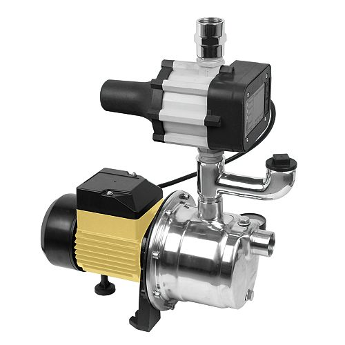 3/4HP Stainless  Automatic Booster