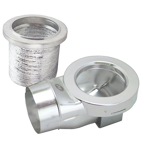 MV-90 Magnetically Aligned Dryer Vent Coupling