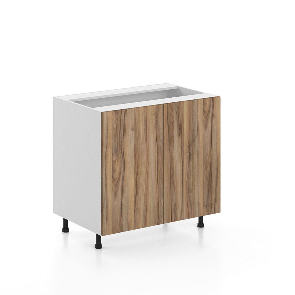Eurostyle Base Corner Cabinet Zurich 36 inch - Ready to Assemble