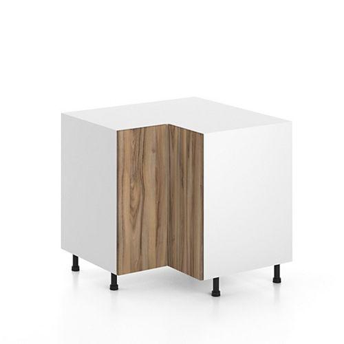 Base Diagonal Corner Cabinet Zurich 36 inch - Ready to Assemble