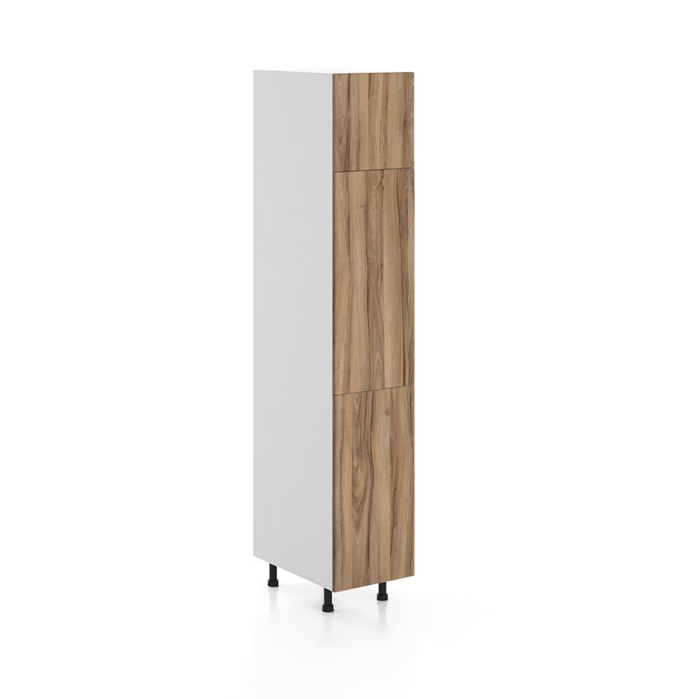 Eurostyle Tall Cabinet 15 x 83,5 inch - Ready to Assemble